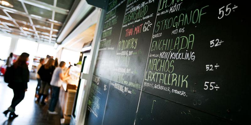 cafe mötesplatsen Mariestad